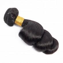 100% Virgin human hair loose wave machine weft--BYC787