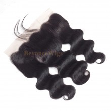 100% virgin human hair body wave 13*4 lace frontal--BYC712