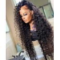 30 inch Pre plucked Skin Melt HD Lace  13*6 Lace Front Wig--BYC459