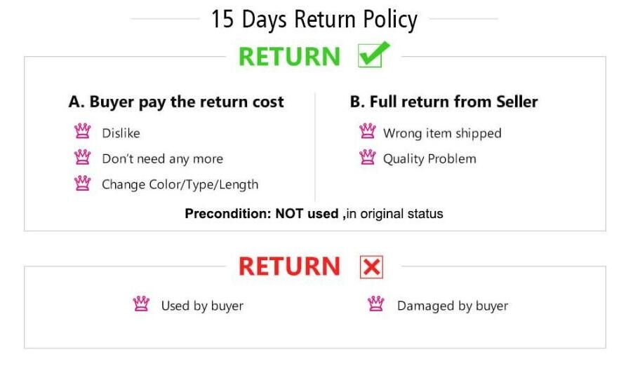 beyonce return exchange